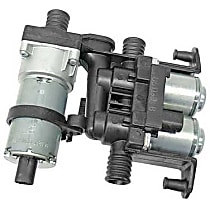 64-11-8-374-994 Heater Control Valve with Auxiliary Water Pump - Replaces OE Number 64-11-8-374-994