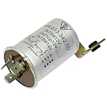 GenuineXL 644-613-342-11 Flasher Relay - Direct Fit
