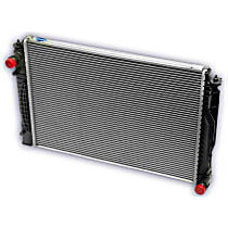 Radiator - Replaces OE Number 8D0-121-251 AP