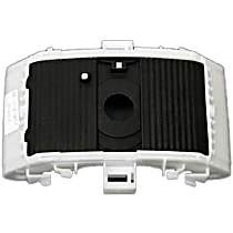 GenuineXL 8E1-713-187 F Shifter Slide Cover with Magnetic Strip - Replaces OE Number 8E1-713-187 F