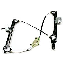Window Regulator without Motor (Electric) - Replaces OE Number 8J0-837-461 E