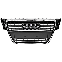 Grille (Stone Grey) - Replaces OE Number 8K0-853-651 1QP