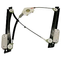 Window Regulator without Motor (Electric) - Replaces OE Number 8N0-837-461
