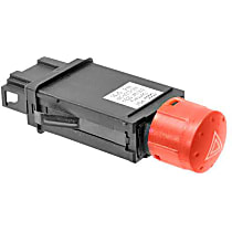 GenuineXL 8N0-941-509 B Hazard Flasher Switch - Replaces OE Number 8N0-941-509 B