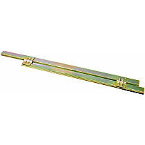 GenuineXL 911-542-058-00 Window Rail (On Door Glass) - Replaces OE Number 911-542-058-00