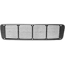 911-559-411-01 Decklid Grille (Black) - Replaces OE Number 911-559-411-01