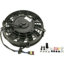 GenuineXL 911-624-121-01 Auxiliary Fan for Front Oil Cooler - Replaces OE Number 911-624-121-01