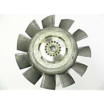 GenuineXL 930-106-012-01 Engine Cooling Fan (11-Blade) - Replaces OE Number 930-106-012-01