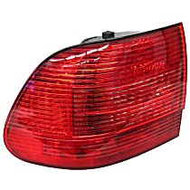 GenuineXL 955-631-485-02 Taillight Assembly with Bulb Holder - Replaces OE Number 955-631-485-02