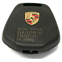 GenuineXL 986-637-244-18 Key Head with Remote Transmitter for Alarm and Central Locking - Replaces OE Number 986-637-244-18