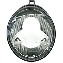 Headlight Lens - Replaces OE Number 993-631-904-00