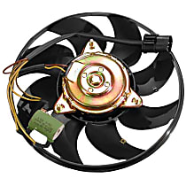 GenuineXL 996-624-127-00 Auxiliary Fan - Replaces OE Number 996-624-127-00