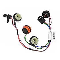 996-631-446-01 Taillight Wiring Harness - Replaces OE Number 996-631-446-01
