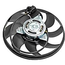 Auxiliary Fan - Replaces OE Number 997-624-127-02