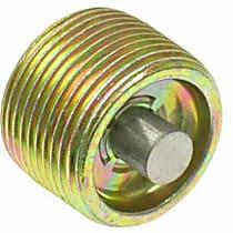 GenuineXL 999-064-020-02 Transmission Pan Drain Plug - Direct Fit