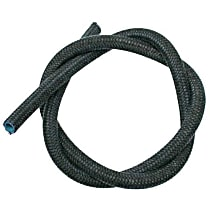 999-181-021-50 Hydraulic Fluid Hose (7.5 X 12.5 mm, black cloth outer / blue rubber inner) - Replaces OE Number 999-181-021-50