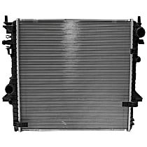 GenuineXL C2D38735 Radiator - Replaces OE Number C2D38735