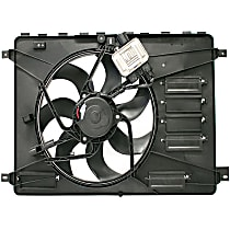 GenuineXL LR026078 Cooling Fan Assembly with Shroud - Replaces OE Number LR026078