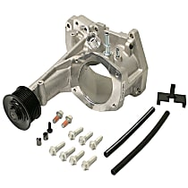 Supercharger Kit with Pulley Assembly - Replaces OE Number LR088564