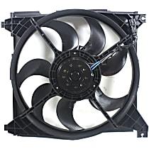 Radiator Fan - Passenger Side