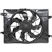 OE Replacement Radiator Fan - Fits 2.0L