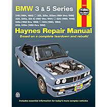 18020 Repair Manual - Repair manual, Sold individually
