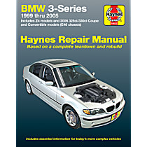 18022 Repair Manual - Repair manual, Sold individually