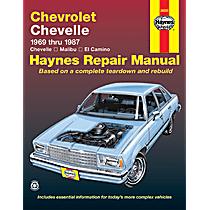 24020 Repair Manual - Repair manual, Sold individually