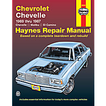 Haynes 24020 Repair Manual - Repair manual, Sold individually
