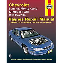 24048 Repair Manual - Repair manual, Sold individually