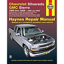24066 Repair Manual - Repair manual, Sold individually