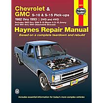 24070 Repair Manual - Repair manual, Sold individually