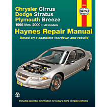 Haynes 25015 Repair Manual - Repair manual, Sold individually