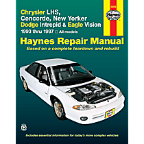 Haynes 25025 Repair Manual - Repair manual, Sold individually