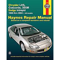 25026 Repair Manual - Repair manual, Sold individually