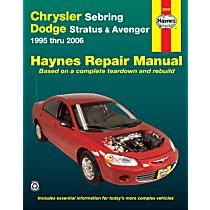 Haynes 25040 Repair Manual - Repair manual, Sold individually