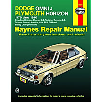 Haynes 30035 Repair Manual - Repair manual, Sold individually