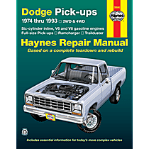 Haynes 30040 Repair Manual - Repair manual, Sold individually