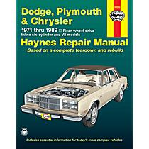 Haynes 30050 Repair Manual - Repair manual, Sold individually