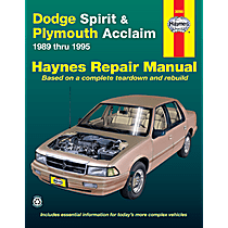 Haynes 30060 Repair Manual - Repair manual, Sold individually