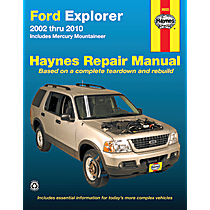36025 Repair Manual - Repair manual, Sold individually