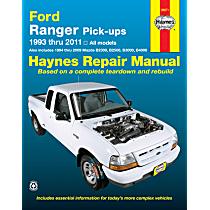 36071 Repair Manual - Repair manual, Sold individually