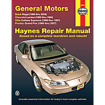 38010 Repair Manual - Repair manual, Sold individually
