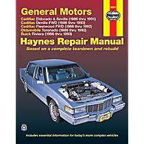 38031 Repair Manual - Repair manual, Sold individually