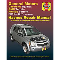 38040 Repair Manual - Repair manual, Sold individually