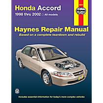 Repair Manual - Repair manual, Sold individually
