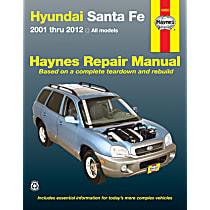 43050 Repair Manual - Repair manual, Sold individually