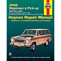 Haynes 50029 Repair Manual - Repair manual, Sold individually