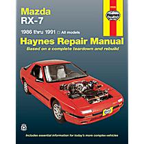 61036 Repair Manual - Repair manual, Sold individually