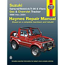 Haynes 90010 Repair Manual - Repair manual, Sold individually